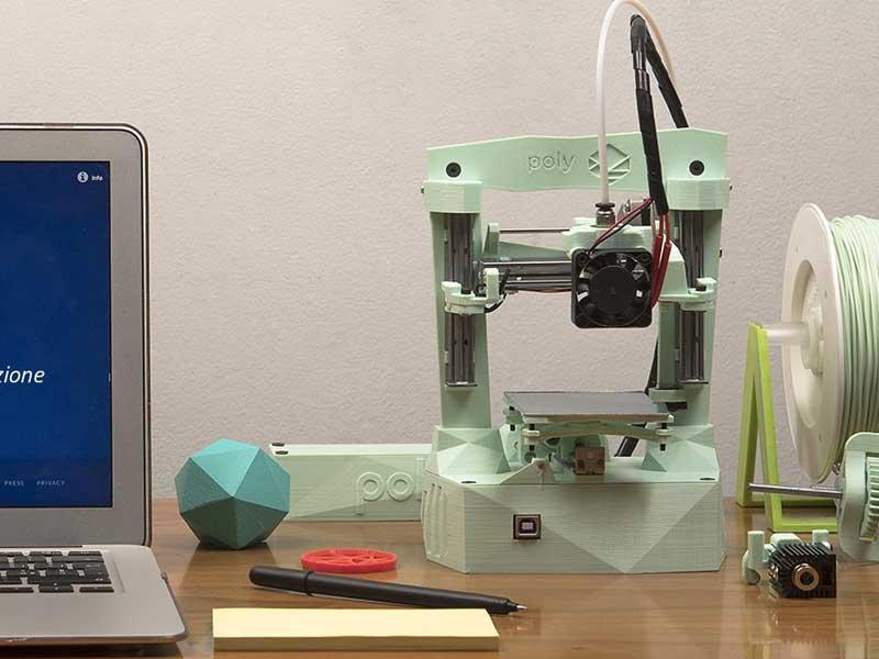3Drap: dall'Irpinia un laboratorio di prototipazione digitale