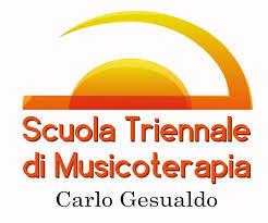 Logo scuola musicoterapia Gesualdo