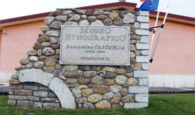 Museo Etnografico Beniamino Tartaglia di Aquilonia
