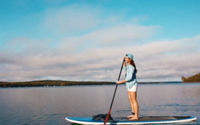 Sup: la nuova moda tra gli sport acquatici anche in Campania