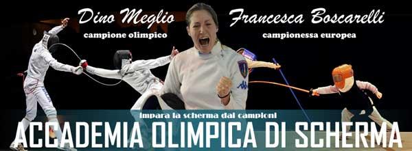 accademia olimpica di scherma campioni