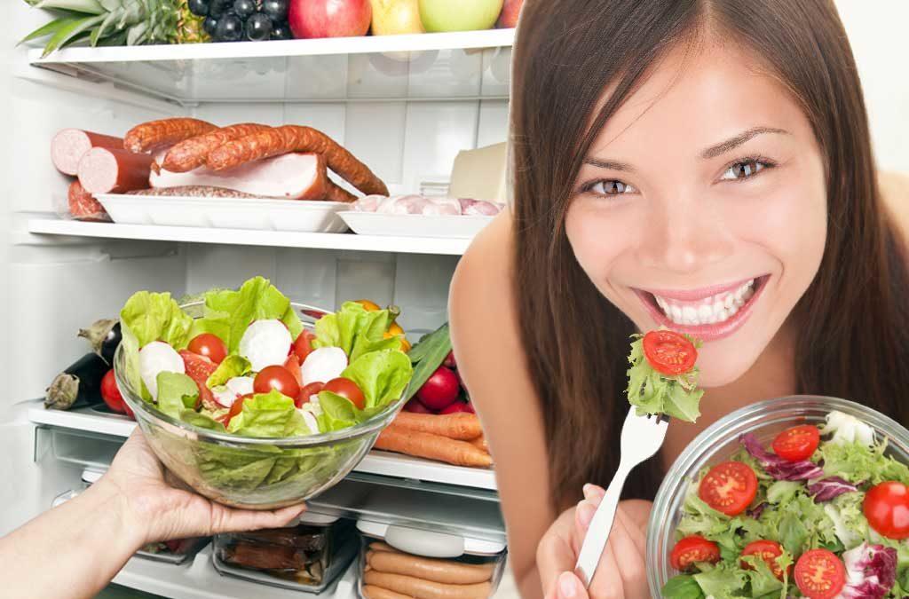 Basta diete: nutriti con amore!