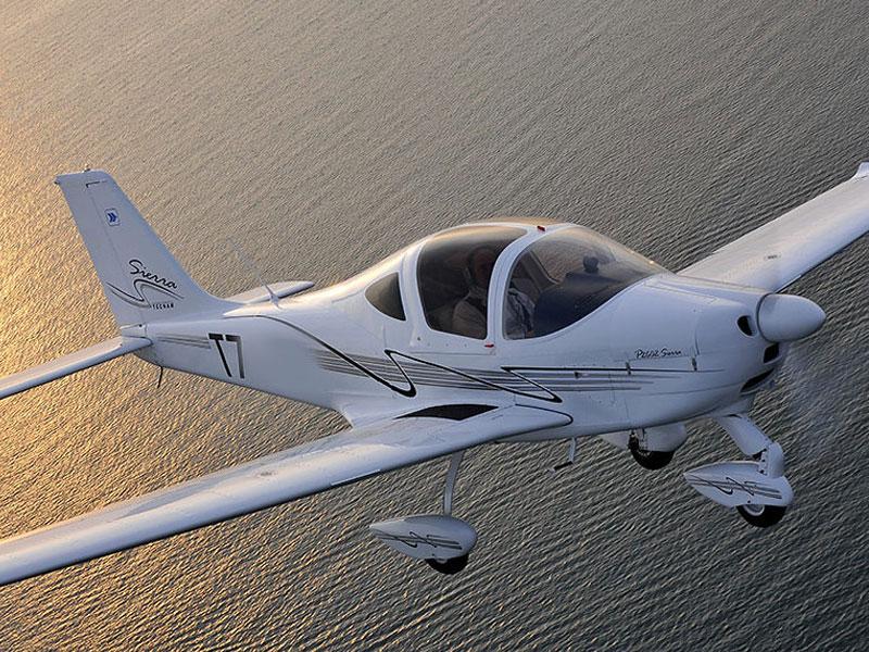 Aviazione sportiva per riscoprire la poesia del volo