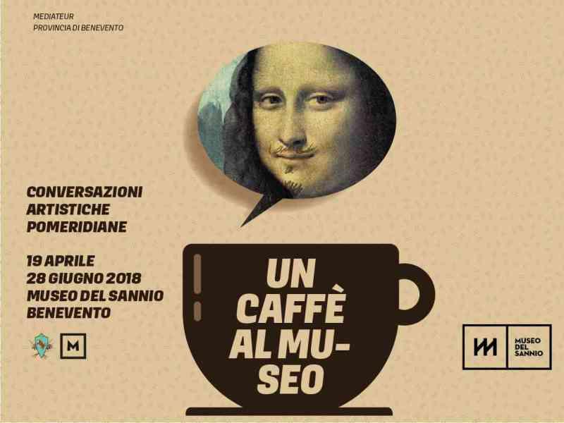 Un caffè al museo: conversazioni artistiche a Benevento