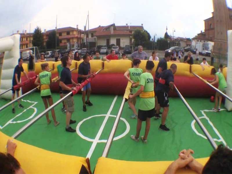 Calcio Balilla umano, si cercano squadre! Il Torneo del Csv agli Sportdays