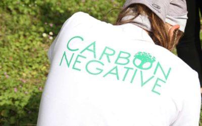 Carbon Negative: giovani per il cambiamento climatico