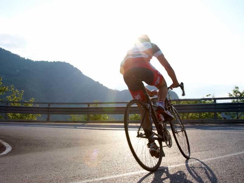 I benefici dell'andare in bicicletta