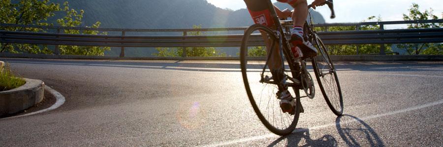ciclista andare bici