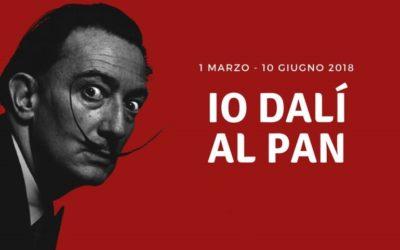 Salvador Dalì in mostra al PAN di Napoli