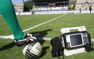 Un defibrillatore per società sportive dilettantistiche