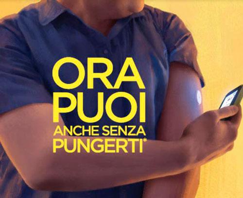 Diabete, in Campania la tecnologia monitoraggio senza pungere le dita