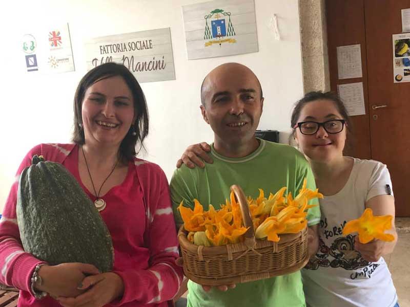 """Villa Mancini: """"tessere amore"""" per l'inclusione"""