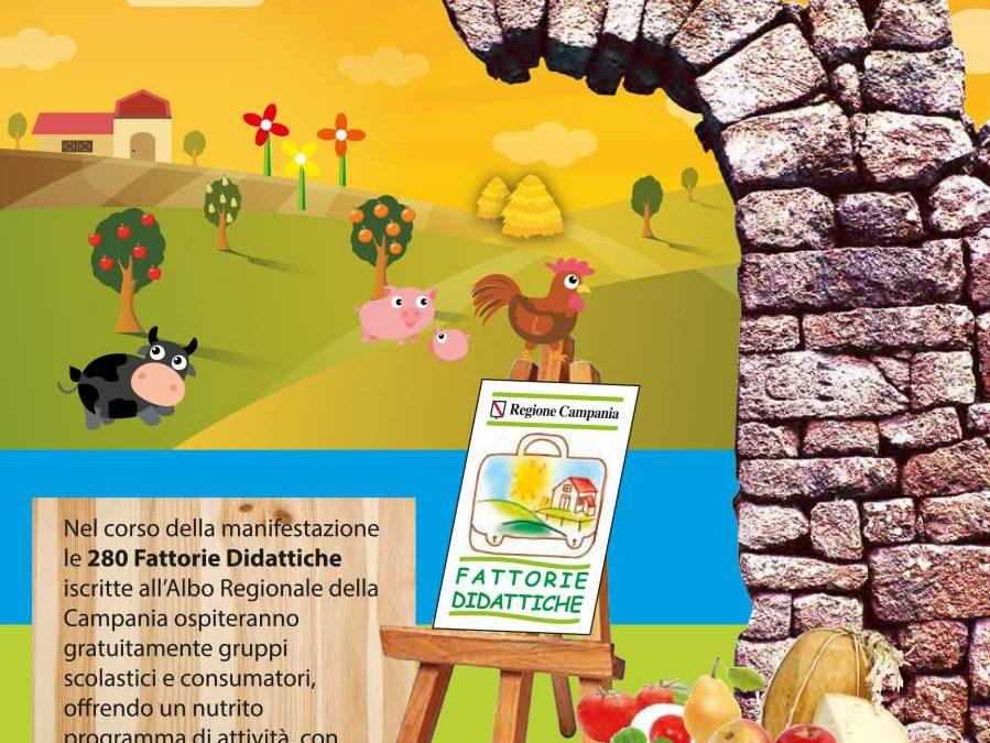 Fattorie aperte 2018 Regione Campania