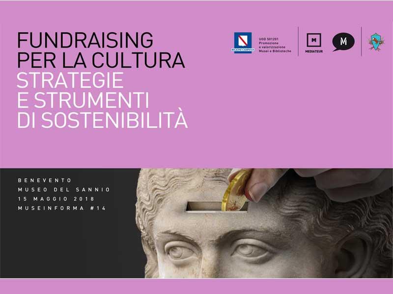 Fundraising per la Cultura: strategie e strumenti di sostenibilità