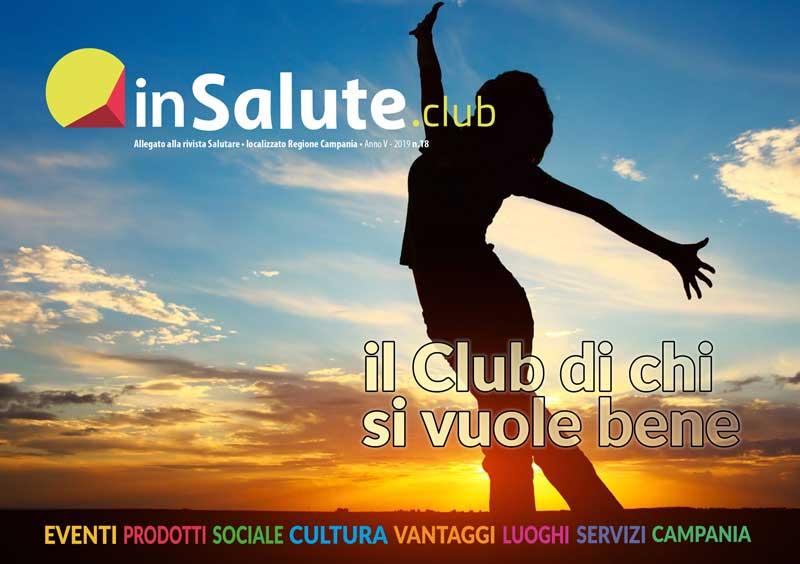 insalute club copertina 18
