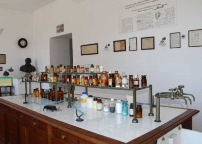 laboratorio Sala Moscati