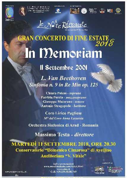 locandina in memoriam 2018