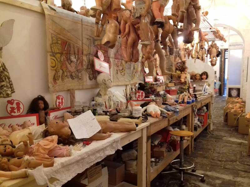 Ospedale delle Bambole di Napoli