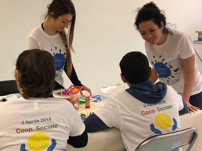 Pianeta Autismo: la cooperativa avellinese di supporto a pazienti e famiglie