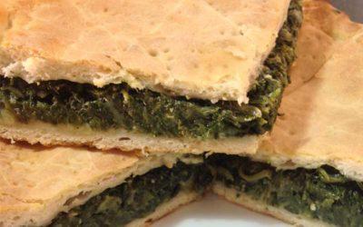 Tradizioni pasquali in Irpinia: 'a pizza 'co l'erva