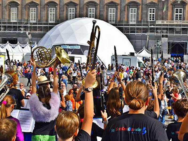 Festa della scienza: Futuro Remoto