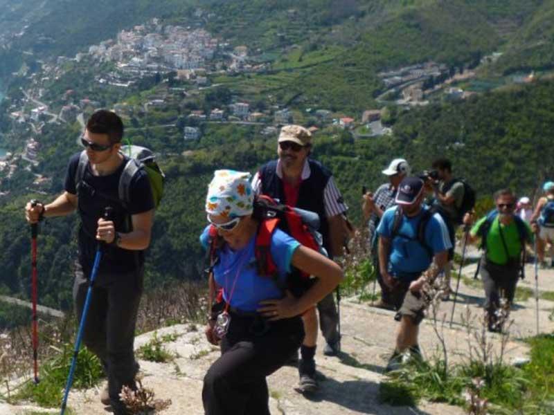 Gli itinerari di Trekking Campania
