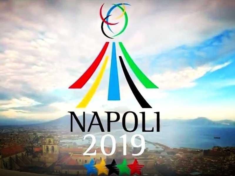 Universiade Napoli 2019: parte il conto alla rovescia