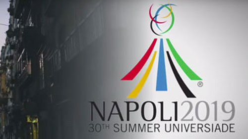A Napoli Universiade 2019