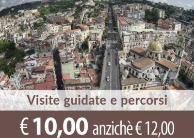 Visite guidate e percorsi 10,00 Euro
