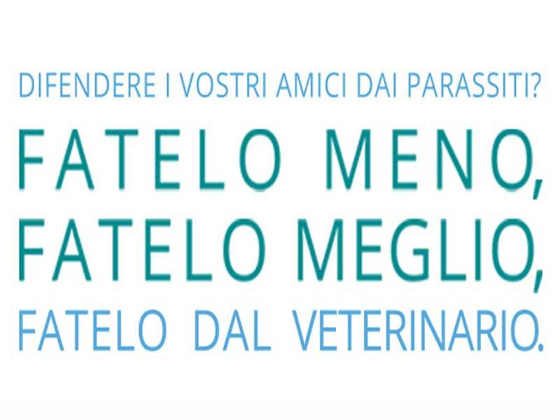 Fatelo meno, fatelo meglio, fatelo dal veterinario