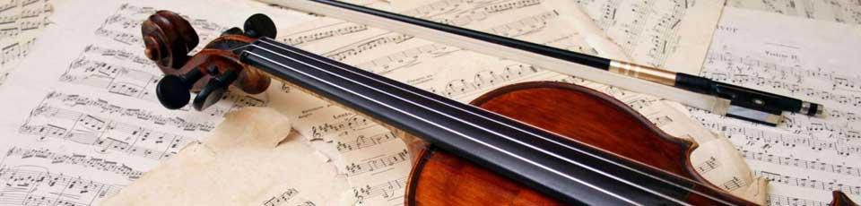 violino spartito