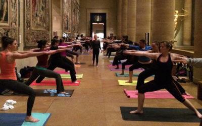 A lezione di Yoga nei musei campani
